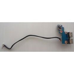 SAMSUNG NP300E5C Power Button VE Usb Portları