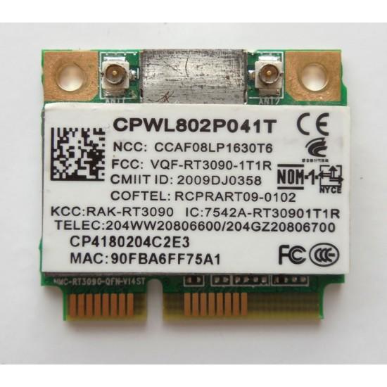 ASUS Eee 1001HA Wireless Kartı