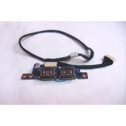 COMPAQ PRESARIO C700 USB PORT