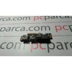 MSI VR610 USB VE ETHERNET PORTU