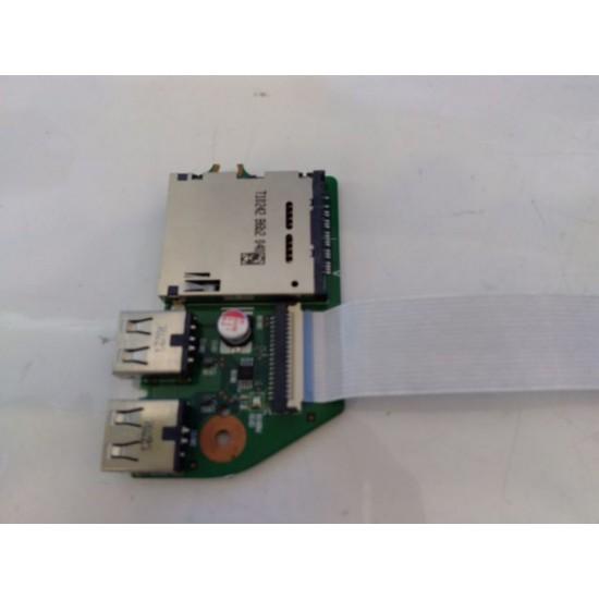 TOSHIBA SATELLITE L655 USB PORT VE KART OKUYUCU