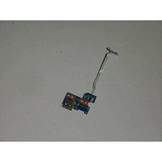 TOSHIBA SATELLITE L850D-136 USB PORT