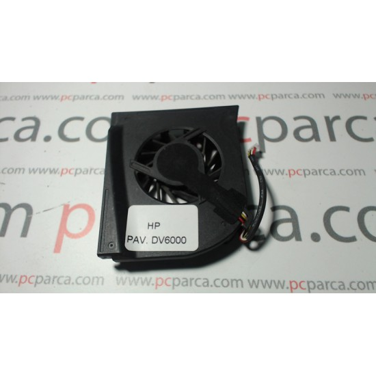 HP PAVILION DV6000 FAN
