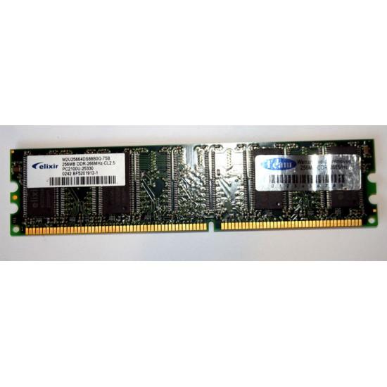 ELİXİR 256MB DDR 266MHZ M2U25664DS88B0G-75B PC RAM
